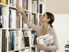 You typically need a master's degree in library science to get a position as a librarian. You might also need additional education or training if you work in certain environments, or if you plan to teach. Librarian Career, Sell Used Books, Where To Sell, Library Science, Earn Extra Cash, Library Books, Good Job, Personal Finance, Investing