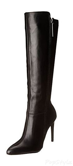 French Connection Molly Leather Dress Boot