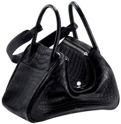 Lindy Croc - not the most practical bag but in Croc anything goes!