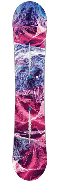 Burton Feelgood Flying V 2017 : achat snowboard chez Glisshop.com
