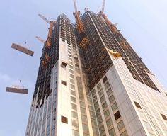 Mais Alto Edifício Pré-fabricado do Mundo Construído na China em Apenas 19 Dias