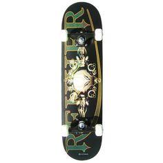 Renner B Series Gothic Space Guns Complete Skateboard