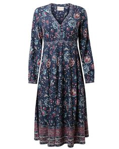 Lovely floral dress from East - Spring 2015: I expect I'll wear this for years