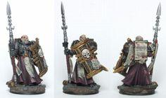 Inquisitor, Crusader Galvin Viarchy  #warhammer #40k #inquisitor