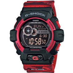 #Reloj Casio G-Shock GLS-8900CM-4ER http://relojdemarca.com/producto/reloj-casio-g-shock-gls-8900cm-4er/