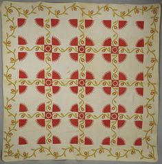 antique new york beauty quilt - Google Search