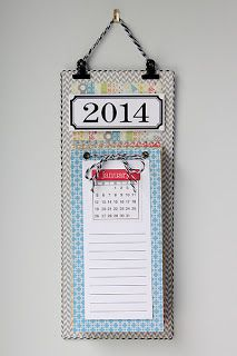 Calendar~ perfect for remembering all those birthday's and anniversaries