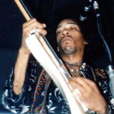 The appreciation of Johnny Allen Hendrix.