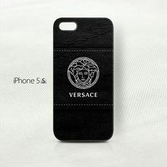 Versace Print Leather Pattern  iPhone 5 5S Cover Case