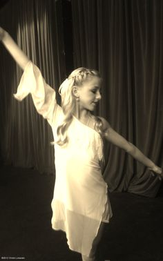 :) dance moms chole! She is my favorite and definitely deserves to win more