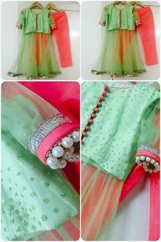 kids salwar kameez, indian sari dress, kids salwar kameez @ http://ladyindia.com