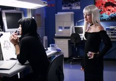 Still of Sasha Alexander (Agent Caitlin Todd) in NCIS