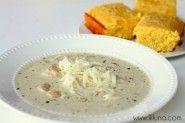 White Chicken Chili - my new favorite soup!!
