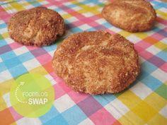 Kleurrijk Eten: Kaneeltjes - foodblogswap