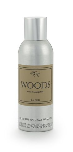 The Woods Room Spray by Hillhouse Naturals *** To view further for this item, visit the image link. (This is an affiliate link and I receive a commission for the sales)