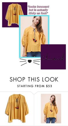 """""""Untitled #13"""" by kadira-modric ❤ liked on Polyvore featuring Chicwish, men's fashion and menswear"""