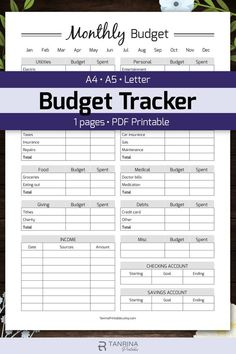 Savings Challenge Discover Monthly Budget Planner Printable Finance Money Tracker Spending Expense Tracker Personal Home Organizer Home Management PDF Planner Monthly Budget Planner Printable Finance Money Tracker Budget Planner Template, Monthly Budget Planner, Printable Planner, Sample Budget, Monthly Expenses, Budget Spreadsheet, Free Printables, Money Planner, Budget Binder