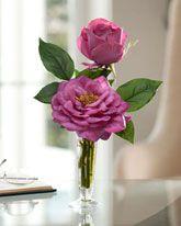 Small to Medium Size Silk Flower Arrangements