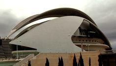 Museo Ciencia y Arte - Valencia España
