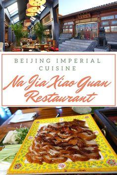 Beijing Restaurant - Na Jia Xiao Guan
