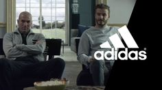 #Global: House Match ft. Beckham, Zidane, Bale and Lucas Moura: all in or nothing -- adidas Football