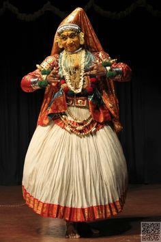 4. #Kathakali - India