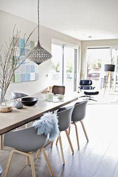 Carlota Aka Roomstories Wohnt Mit Ihrer Familie Auf 225 Quadratmetern In  Rheda Wiedenbrück. Esszimmer