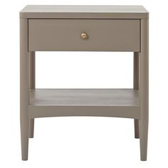 Hampshire Nightstand (Clay) | The Land of Nod 286€