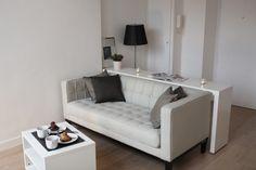 Small flat in Paris - sofa