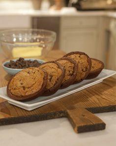 Brookie (Brownie + Cookie) :)