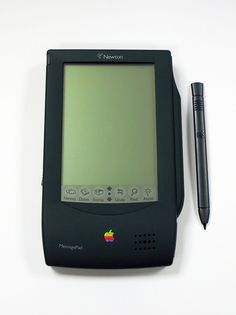 Newton MessagePad /by Damian_Ward #flickr #retro #apple