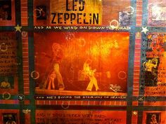My Zeppelin Painting from Raybo :)