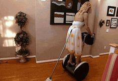 The Motorized Housekeeper
