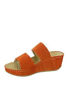 David Tate Paris Wedge - Available in Extended Sizes - Online Onl