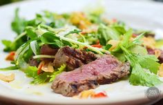 [SG] Jamie's Italian Singapore - A first here and in Asia! - Rump steak salad