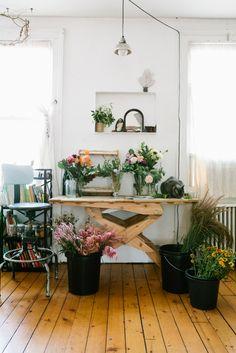 Pretty Street Botanicals | Tara Hurst Design