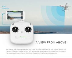 Drones Sale - Shopping to buy a drone w/ camera, gimbal, GPS & smart flight modes? Buy a DJI Phantom 3, one of the best drones in its class (free shipping)