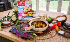 "Cristina Cooks: Thai Chicken Curry from ""Taste of Home"" Magazine"