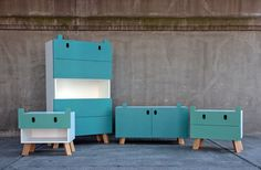 Monster Dressers | Kids' Furniture That Really Should Come In Adult Sizes