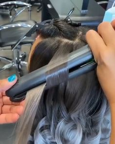 Curling Hair With Flat Iron, Hair Curling Tips, Curl Hair With Straightener, Flat Iron Curls, How To Curl Hair With Flat Iron, Hair Curling Techniques, Straightener Holder, Good Curling Irons, Curls For Long Hair