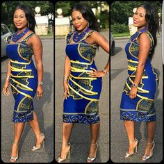 The Latest Must Have Breathtaking and Fabulous Ankara Styles - Wedding Digest Naija Latest Ankara Short Gown, Ankara Short Gown Styles, Short Gowns, African Print Dresses, African Fashion Dresses, African Dress, African Prints, African Attire, African Wear
