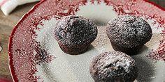 A coconut, chocolate, walnut scone-muffin hybrid! Chocolate Snacks, Chocolate Muffins, Chocolate Cupcakes, Coconut Chocolate, Valerie's Home Cooking Recipes, Baking Recipes, Mini Desserts, No Bake Desserts, Scuffins Recipe