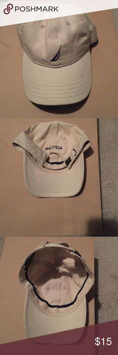 6a1f580fb12 Shop Men s Nautica Tan size OS Hats at a discounted price at Poshmark.