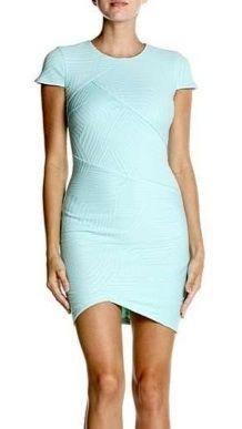 Mint Sheath Dress via boutiika.com $88