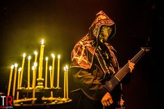 Batushka - Black Metal from Poland - Photo by Thomas Rossi © www.swissattack.ch