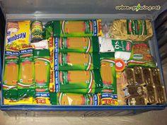 - food box - food supply - www. - Emergency – food box – food supply – www.urban-growing … -Emergency - food box - food supply - www. - Emergency – food box – food supply – www. Emergency Supplies, Emergency Food, Survival Food, Camping Survival, Survival Prepping, Survival Skills, Survival Hacks, Food Items List, Food Lists