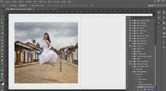 Confira um tutorial que mostra um passo a passo de como utilizar ações no Photoshop para criar páginas personalizadas