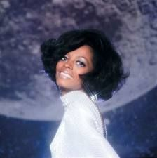 """DIANA ROSS, One of motown's most fantastic singer of the group """"the supreme's""""  We went to see them as the original group  live at the Roostertail in det before hardly anyone had  heard of them.  Still living in motown"""