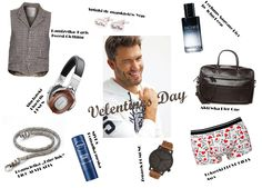 Valentines Gift Guide for HIM Mens Style