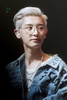 Chanyeol [HQ] 190808 'What a Life' Promotion Event Park Chanyeol Exo, Kpop Exo, Kyungsoo, Exo Ot12, Chanbaek, Chansoo, Celebrity List, Exo Members, Chinese Boy